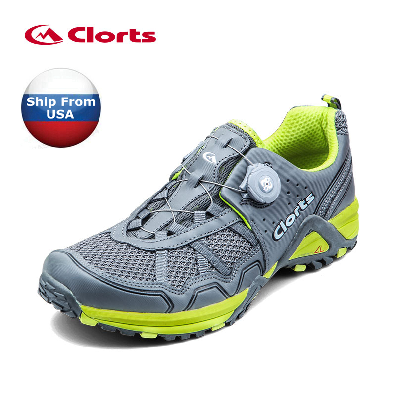 bd73fa9a47ca99 (Shipped From USA Warehouse)2018 Clorts Men Trail Running Shoes BOA Fast  Lacing Sport Shoes Breathable Mesh Shoes For Men 3F013B-in Running Shoes  from ...