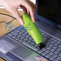 USB Vacuum Keyboard Cleaner for PC Laptop Computer