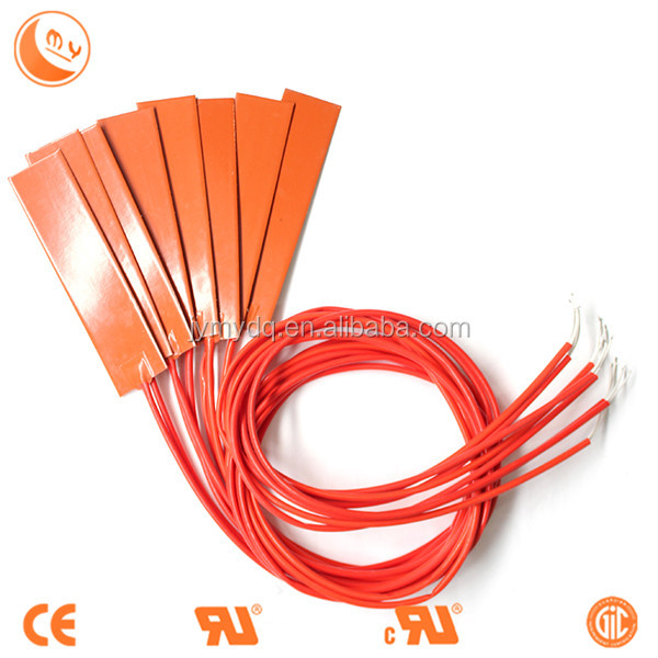 Hot sell silicone rubber heater 3M silicone rubber sheet Ironing clothes hot plate 12v heating element hot sell