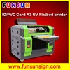 UV printing services for all the flat materials by A3 size UV flatbed printer 1440dpi