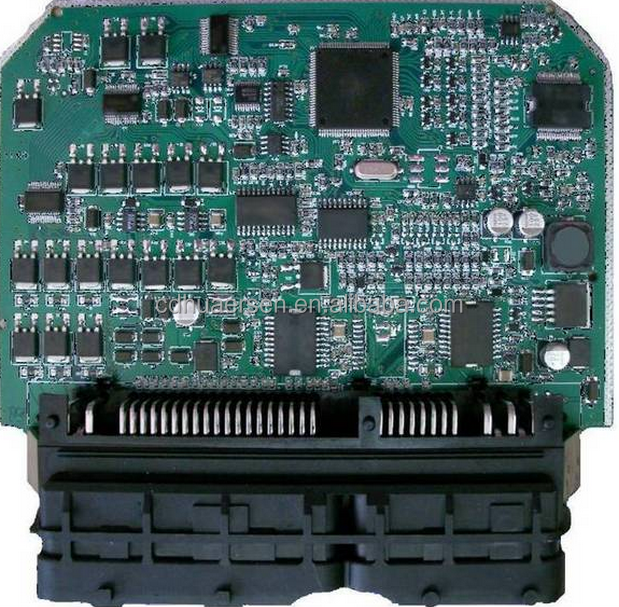 ECU board for CNG and LPG