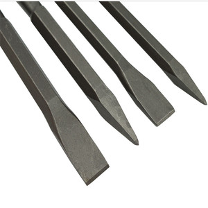 Mansory Chisel for cutting and splitting hard stone, brick and concrete