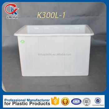 Eco friendly 300L rotomolded big plastic storage box View storage