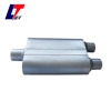 flowmaster aluminized car exhaust muffler in exhaust system
