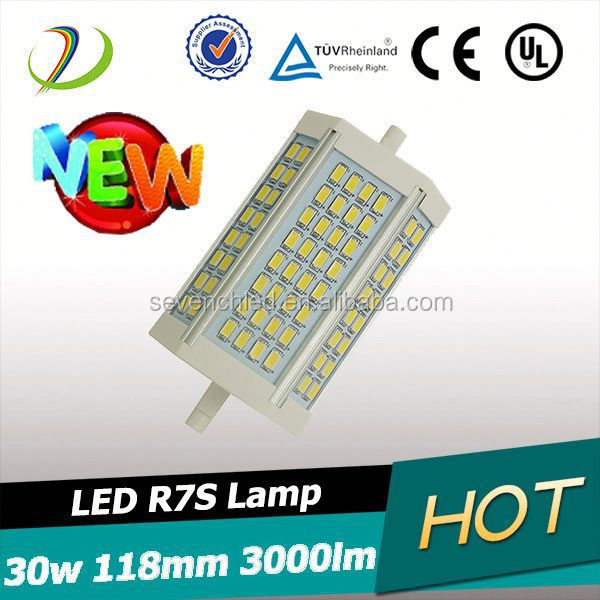 30w R7S led bicycle light R7S LED lamp 30w Good price