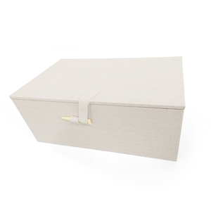 Wooden box Imported wooden Ausson Wood Packing Box for cultural relic & gifts-(3)Swing top box series