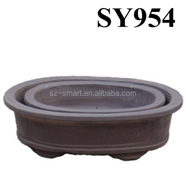 New Clay Wholesale Garden Bonsai Pots