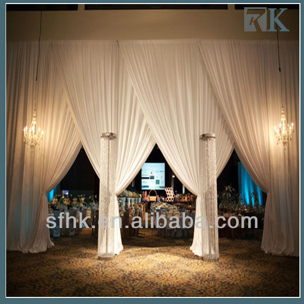 Wedding decoration curtains with adjustible pipes buy wedding wedding decoration curtains with adjustible pipes buy wedding curtainsadjustible pipescurtains with pipes product on alibaba junglespirit Choice Image
