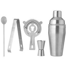 2019 roestvrij staal 5 stuks maatbeker <span class=keywords><strong>cocktail</strong></span> 550 ml shaker goedkope bar sets voor <span class=keywords><strong>thuis</strong></span> bar Ijs clip