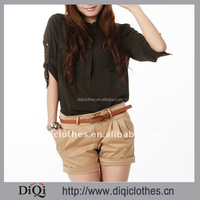 2012 Latest lady fashion shorts, skirt