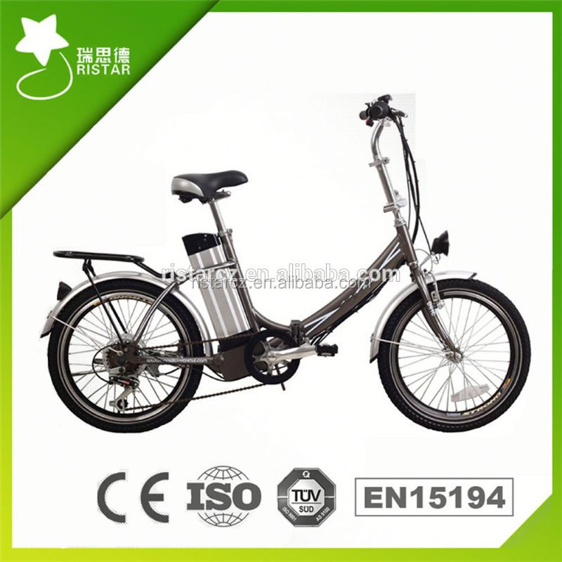 2016 Hot sale 36V mini gps tracker electric bike for old lady
