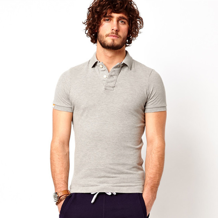 Tight Polo Shirt With Short Sleeve - Buy Tight Polo Shirt 37ad348465b0