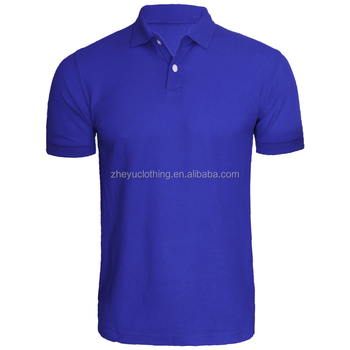 Custom stretch cotton polo t shirt mens jersey sport golf 100 cotton stretch poloshirts