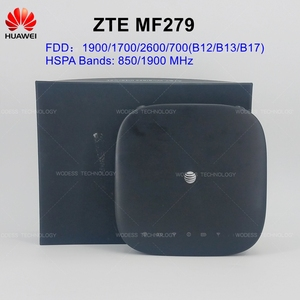 4G LTE Wireless Router Home Phone Router ZTE MF279 support UMTS 850/1900, LTE 2, 4, 5, 12, 29, 30