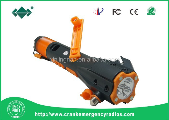 Emergency Safety Hammer/Car Emergency Tool 9 in 1