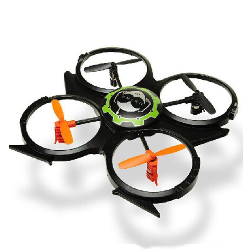 UDI U816A mini rc quadcopter quadrocopter two colors 2.4g 4channels remote control helicopter VS U818A free shipping