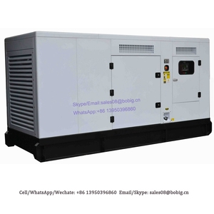 Gensets manufacturers offer 120kw 150kva diesel generator prices
