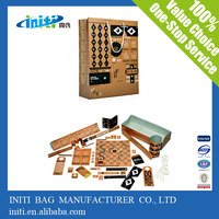 Wholesale Nice kraft paper cement bag With Animal pattern