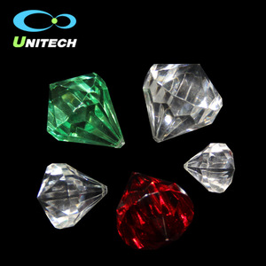 Competitive Price Acrylic Diamond Ball For Festival Decoration