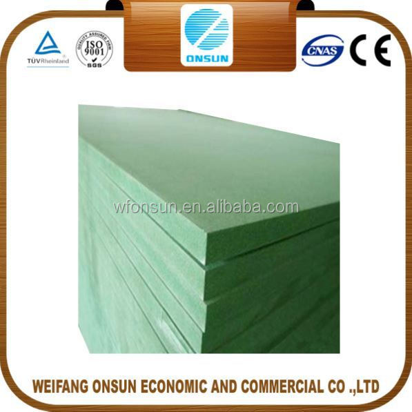 best selling top quality 2 5mm mdf board from China factory