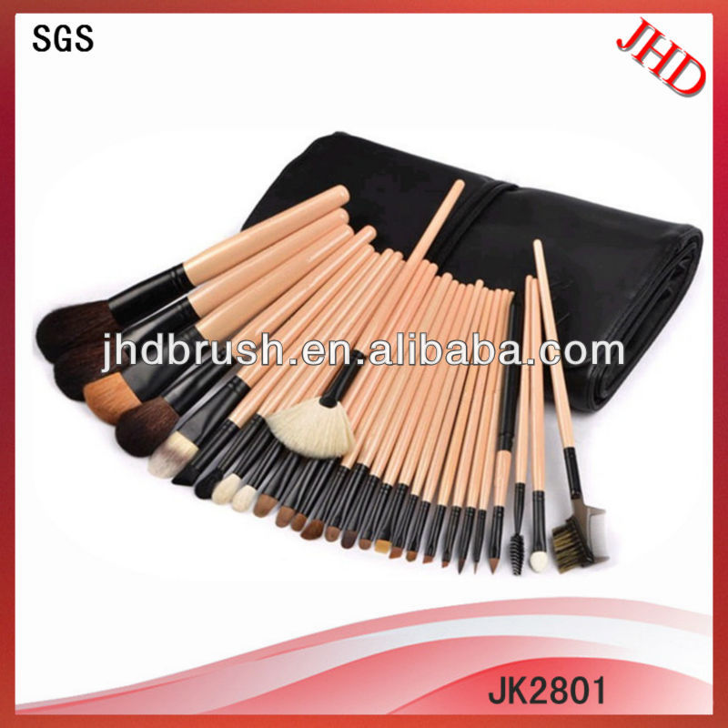 28pcs Professional brush cosmetic