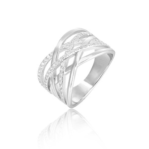 Wholesale silver ring blank ring for inlay ,newest design couple rings