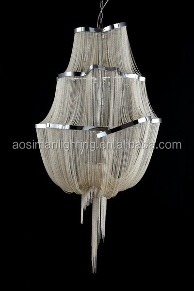 Atlantis Suspension Lamp - Three Tier