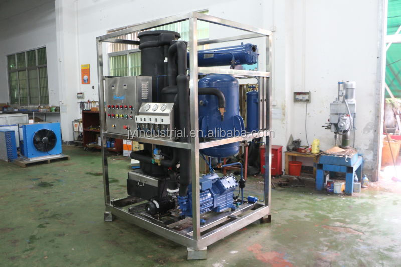 Factory price ice block making machine make faster