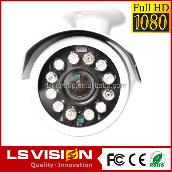 LS VISION install security camera high definition web camera best cheap waterproof camera