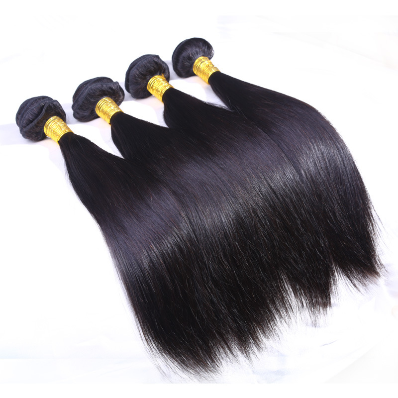 YL KBL Natural Unprocessed Remy Indian Straight Hair фото