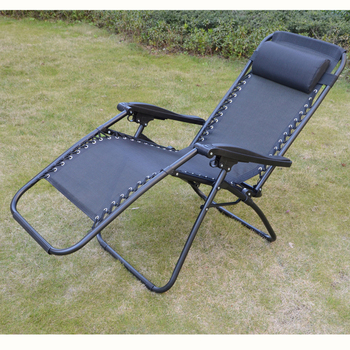 Outdoor Adjustable Leisure Zero Gravity Lawn Chair,Folding Outdoor Recliner  Chair