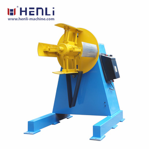 HENLI Machinery | payoff reel uncoiler metal coil machine mt-800 decoiler