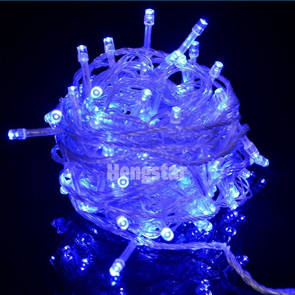 Coloful Changin 20 Led Solar Micro Led String Lights Christmas ...