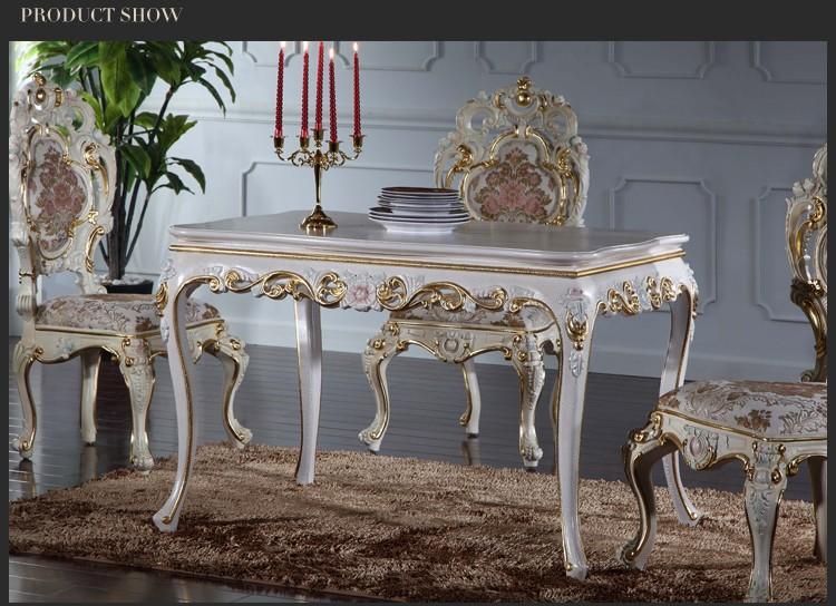 Tavolo Da Pranzo In Francese : Italiana mobili antichi francesi regalità tavolo da pranzo in