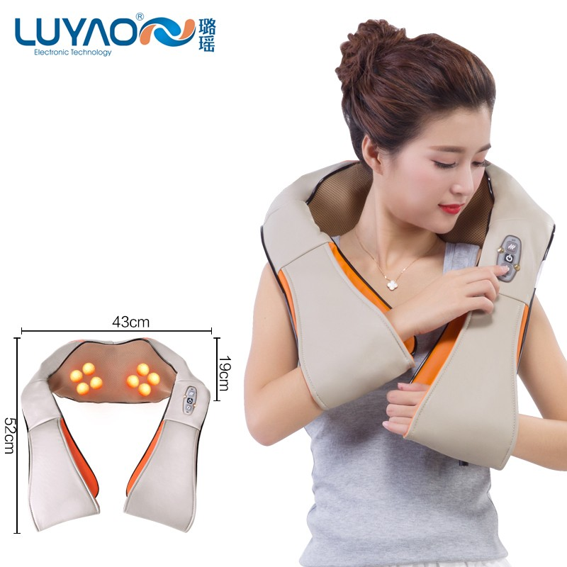 ly 618 split structure vibrating shiatsu electric hand held body massager view vibrating hand. Black Bedroom Furniture Sets. Home Design Ideas