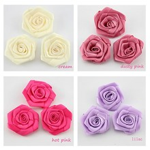 100% Polyester Ribbon Making Award Ribbon Rosette