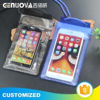 2017 best selling mobile phone accessory pvc waterproof bag