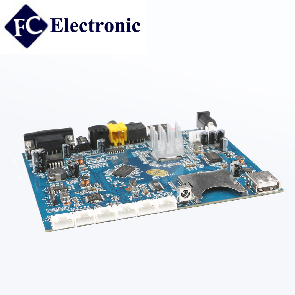Smt Pcb Assembly Odm Oem Printed Circuit Board Service Dvr Suppliers And Manufacturers At