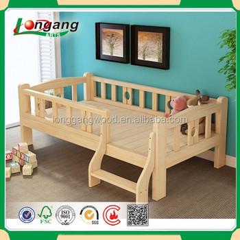 Bedden Voor Kids.Natuurlijke Hout Kleur Baby Bedden Kids Bed Buy Kids Bed Baby Bedden Hout Cot Product On Alibaba Com
