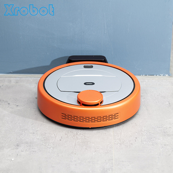 ODM custom laser navigation smart mop robot vacuum automatic cleaner for home application