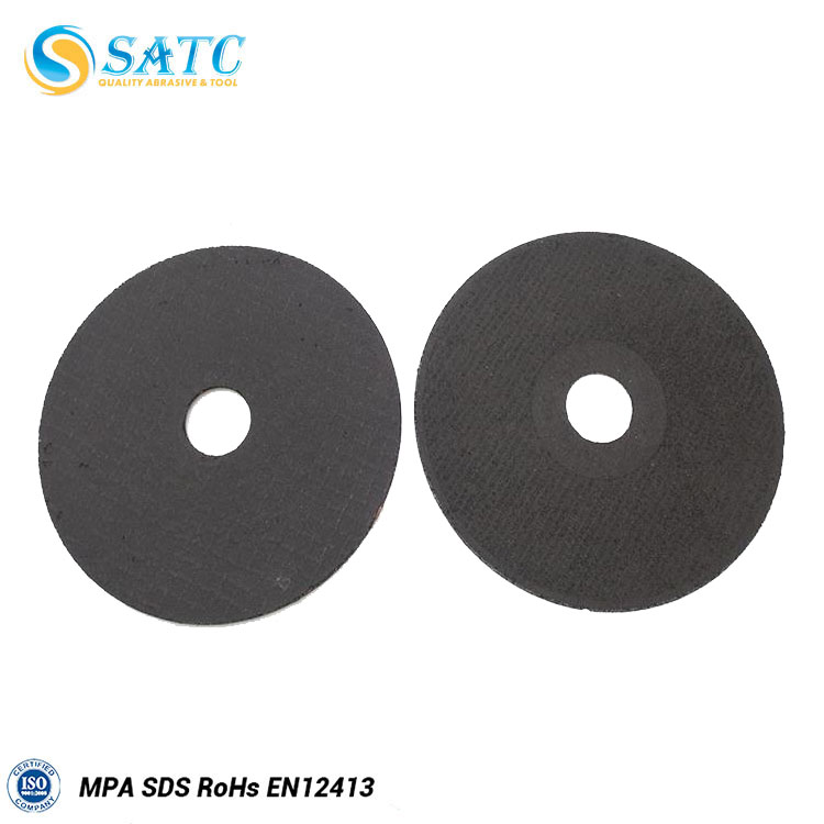 125x1x22.2mm abrasive metal cutting disc brake disc cutting tools