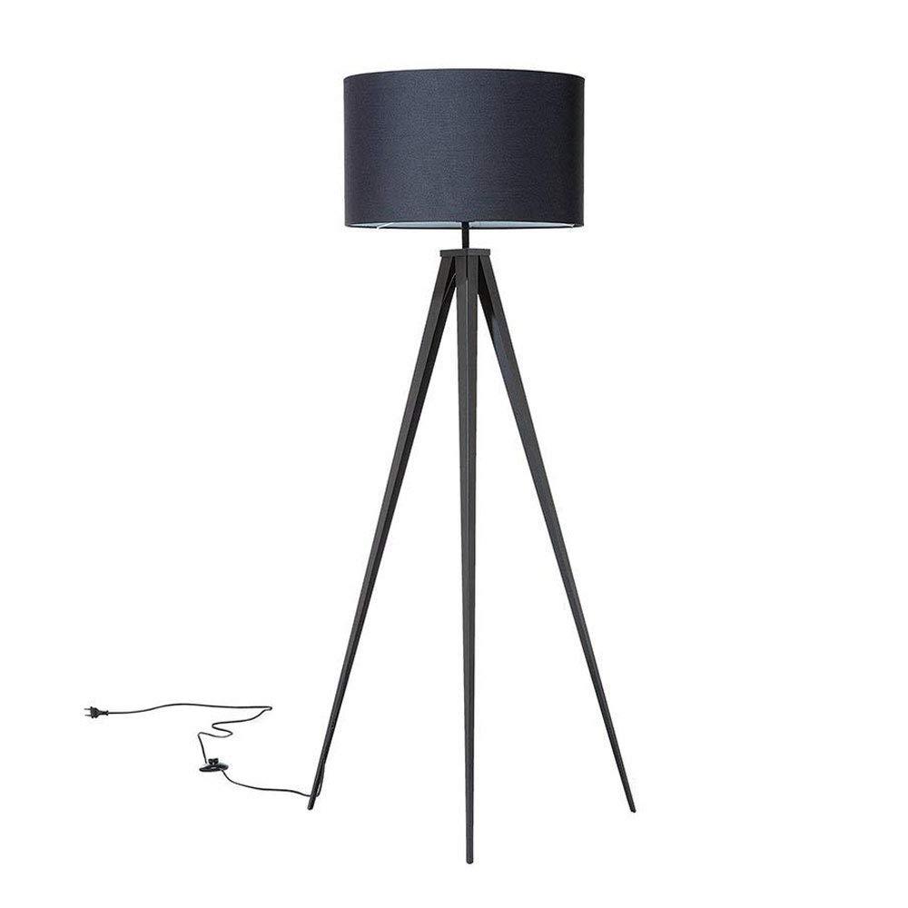 HALORI LAMPS Floor Lamp Black Tripod, metal, 156 cm stiletto