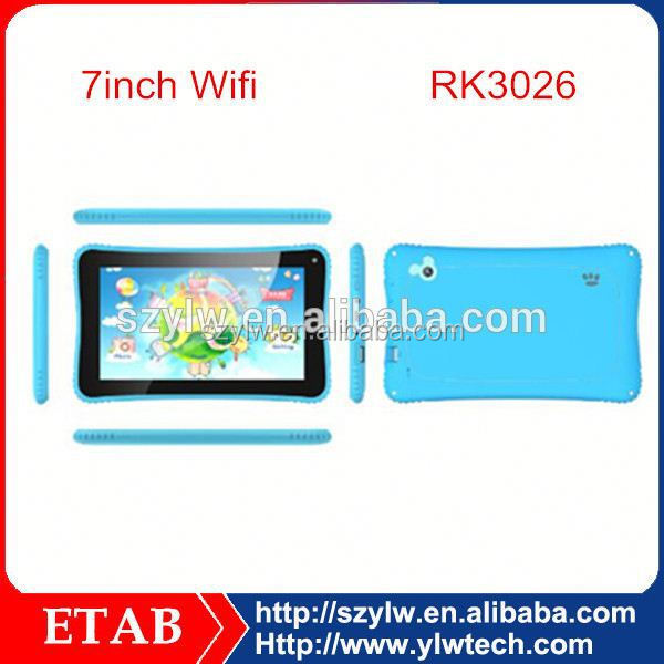 7 Inch RK3026 Dual core tablet pc rk 3066 dual core