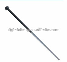 Nitrided die shouldered ejector pin core pins
