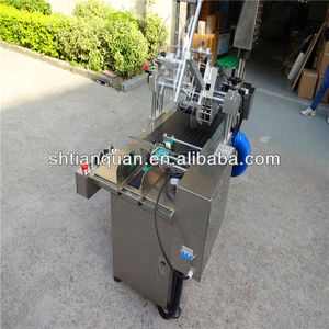 stock paper paging labeling machine