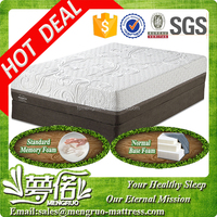 factory price mattress memory foam organic cotton mattres