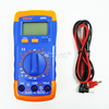 Multi-function Precision Electrical Instruments Digital LCD AC DC multimeter Handheld Mini Pocket Tester A830L