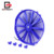 eCARsport 16'' 12V Blue Electric Slim Push/Pull Engine Bay Radiator Cooling Fan Assembly Kit
