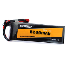 Wholesale Greatmax 5200mah 35c Helicopter 22.2v Ge Power Lipo Batterie