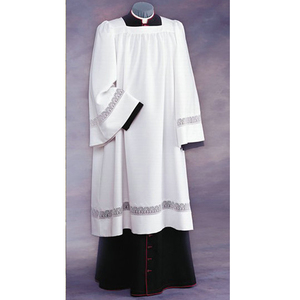Hot naked adult baptism gown full